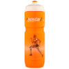 Спортивная бутылочка Isostar 800 мл Оранжевая с белой крышкой