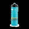 Спортивная бутылочка Isostar 800 мл Голубая с черной крышкой