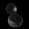 Крышка откидная Isostar Черная